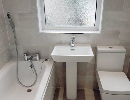 Bathroom in Bradford