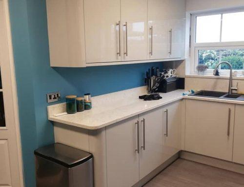 Kitchen Install in Bradford