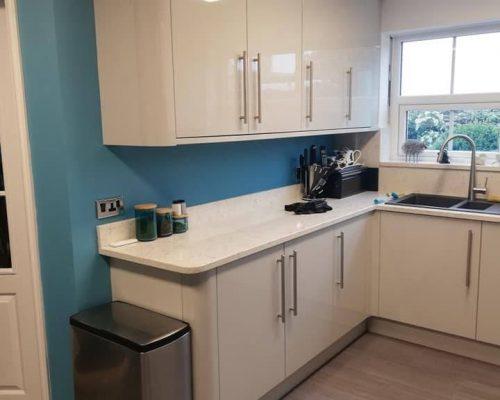 kitchen install bradford