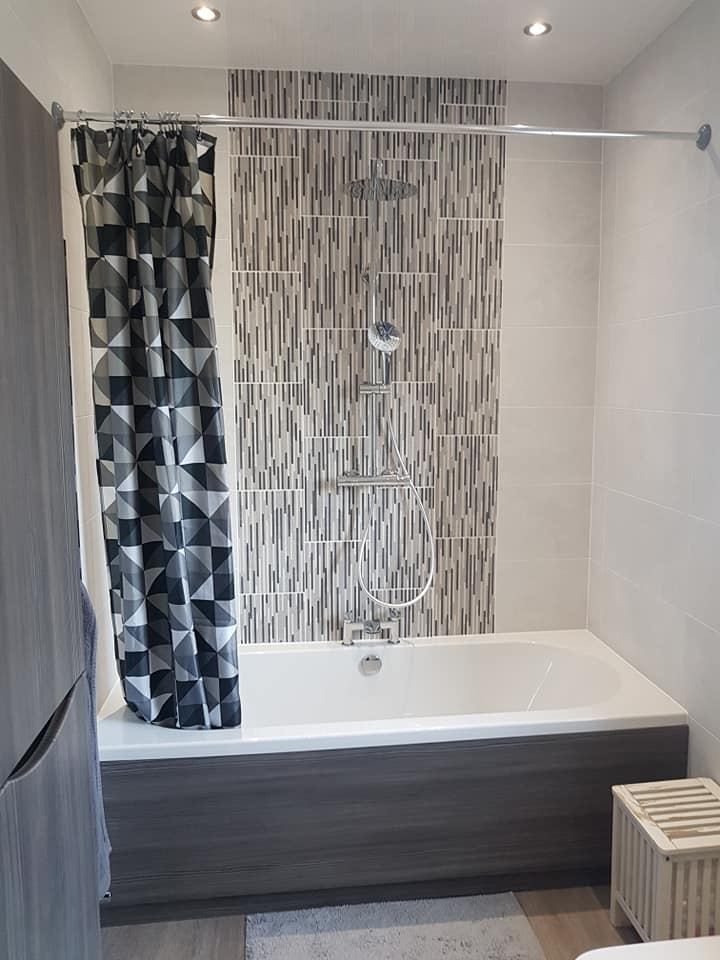 mosaic bathroom design 1