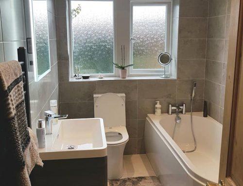 Lovely New Bathroom in Bradford